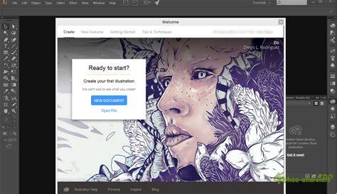 desain brosur dengan adobe illustrator adobe illustrator cc 2017 terbaru kuyhaa
