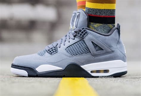 Air 4 Cool Grey 2019 by Air 4 Cool Grey 2019 308497 007 Release Date Sbd