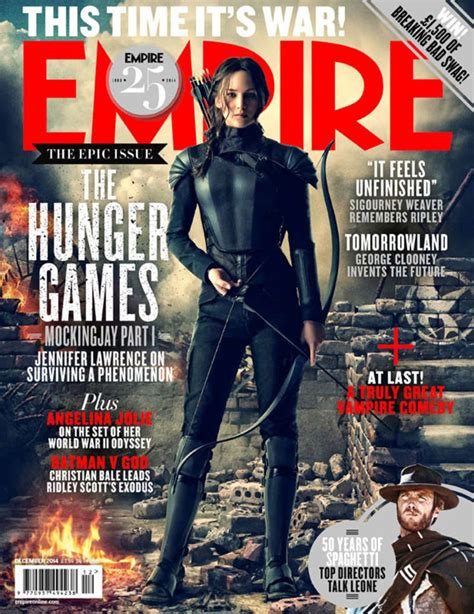 jennifer lawrence on the cover of empire magazine