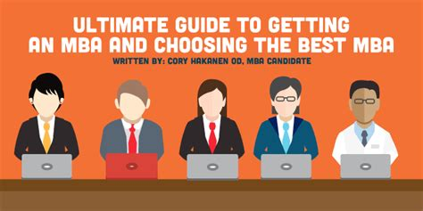 Picking An Mba Program by Ultimate Guide To Getting An Mba And Choosing The Best Mba