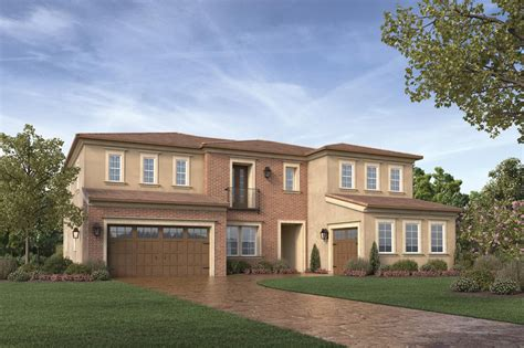 new luxury homes for sale in yorba ca enclave at