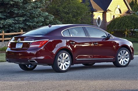 gmc sedan used 2014 buick lacrosse sedan pricing for sale edmunds
