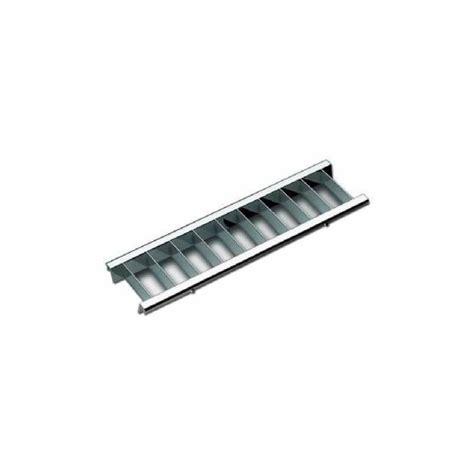 novalux illuminazione easy ottica lamellare metalizzato metal 256mm novalux