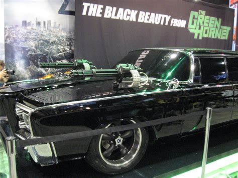 Green Hornet Auto by Tis The Gift We Live Because We Want To Live The Green