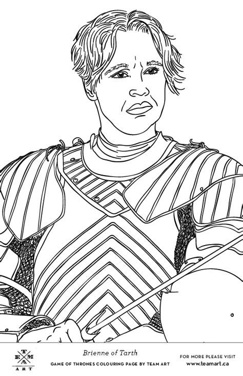 of thrones coloring book team we made some of thrones colouring page