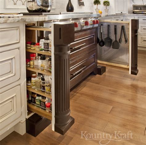 custom kitchen storage cabinets in ellicott city md