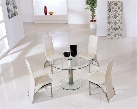 Black Lacquer Dining Room Furniture 18 sleek glass dining tables