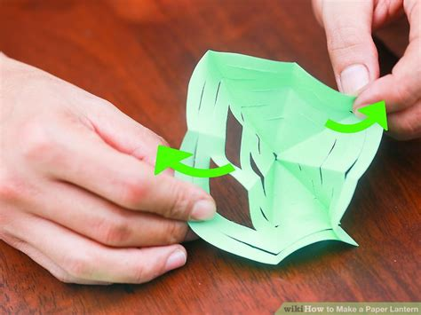 Make A Paper Lantern - 3 easy ways to make a paper lantern with pictures