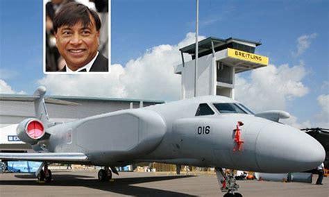 Lakshmi Mittal Cars, Bus, Vanity Van, Yachts, Jets