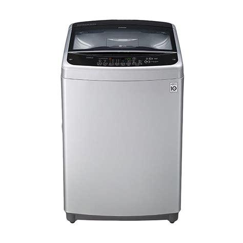 Mesin Cuci Lg Top Loading jual lg t2350vsam mesin cuci smart inverter 10 5 kg top