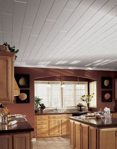 staggered panel ceiling living room plank ceiling