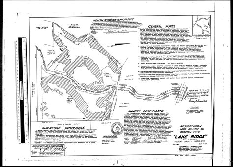 Calvert County Court Records Maryland State Archives Calvert County Circuit Court Land Survey Subdivision And