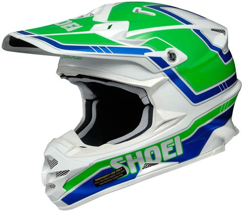 shoei motocross helmets closeout shoei helmet closeout shoei vfx w damon motocross helmet