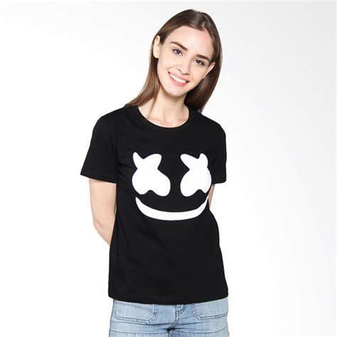 T Shirt Kaos Wanita Lengan Pendek Bad jual daily deals ellipses inc marshmellow t shirt kaos wanita lengan pendek hitam