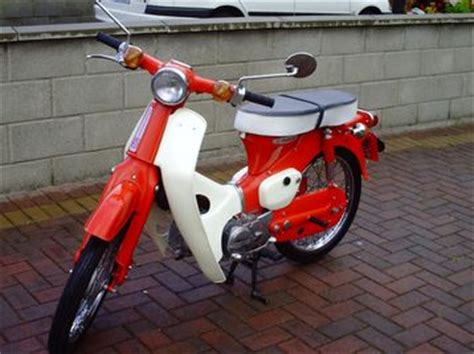 honda 50 1970 honda c50 fully restorded for sale dublin