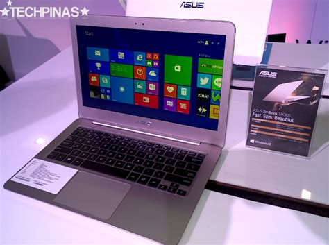 Asus Laptop I7 Philippines asus zenbook ux305la intel i7 and i5 ultrabook prices announced in the philippines techpinas