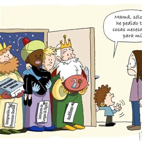 fotos reyes magos borrachos felicitando la navidad humor lengua de signos espa 241 ola