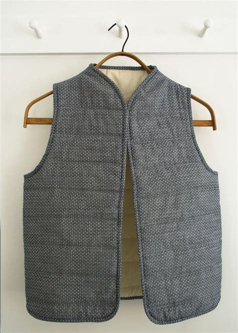 pattern quilted vest pinterest the world s catalog of ideas