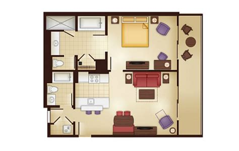 kidani village 2 bedroom villa floor plan animal kingdom villas kidani village dvc rental store
