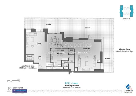 executive tower b floor plan floor plans executive towers business bay apartments projects