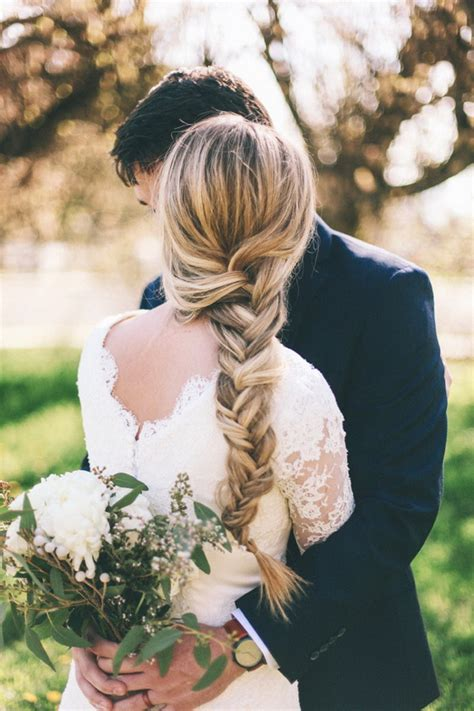 Wedding Hairstyles With Plaits by Top 9 Unique Wedding Details We In 2015 Tulle