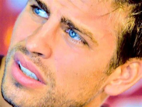 blue eyed gerard piqu 233 blue soccer wallpaper 17011669 fanpop