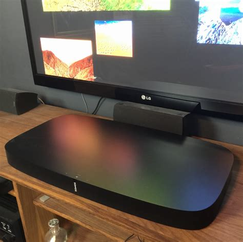 Top Tv Sound Bars by Review Sonos Playbase Redefines Sound Bar Concept Best