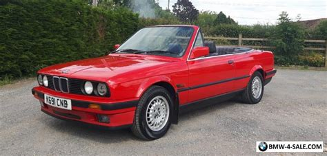 Bmw 318i Convertible by 1992 Sports Convertible 3 Series For Sale In United Kingdom