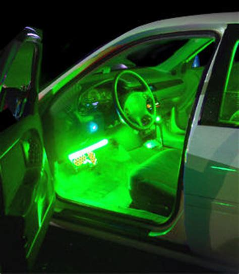 Neon Interior Lights For Cars by Neon Lighting Undercar Interior Car Bike