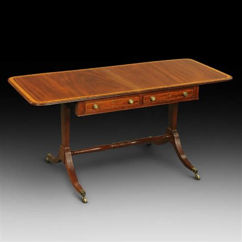 mahogany sofa table regency mahogany sofa table antiques atlas