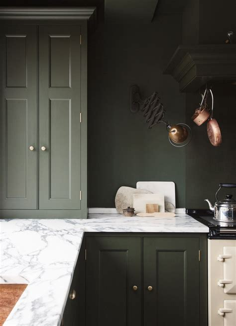 kitchen cabinet color matching green kitchen cabinet and matching wall colour