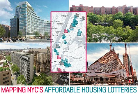 housing lottery map where to find nyc s current affordable housing lotteries 6sqft