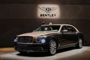 Bentley Made By How Bentley Made The Mulsanne Ewb Wheelbase Look