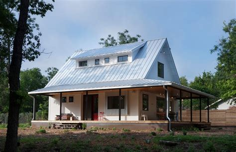 texas farmhouse homes how to pick the right metal roof color consumer guide