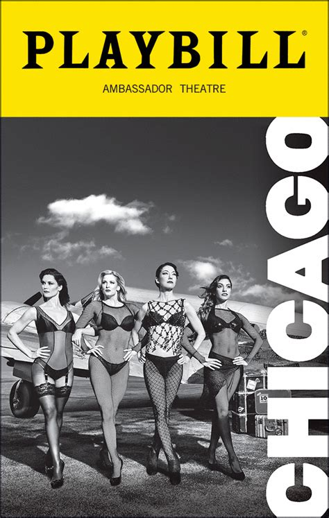 Now I Another Broadway Musical To Get Excited 2 by Chicago Broadway Ambassador Theatre Tickets And