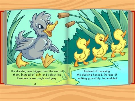 the ugly duckling story story education com