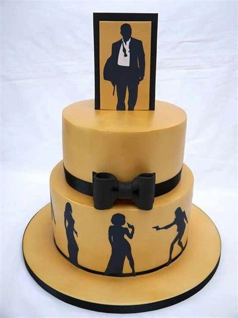james bond themed birthday cakes 007 cake cakes pinterest