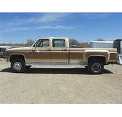 Purchase Used 1986 Chevy 1 Ton Crew Cab 4x4 Dually In