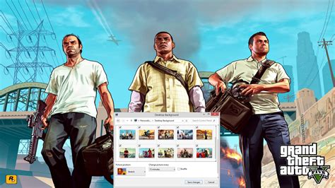 themes for windows 7 gta 5 gta iv theme for windows7 umer24434 gadoma