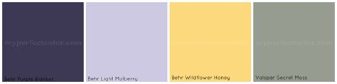 gray purple color wedding colour palette options i need feedback