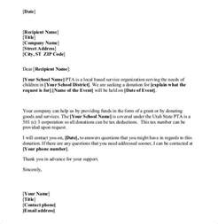 Charity Number Letterhead donation letter template 25 free word pdf documents