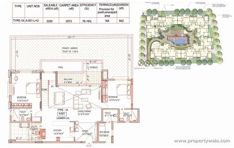 Apartment Hrbr Layout 3 Bedroom Apartment Flat For Sale In Ajmera Arista Hrbr