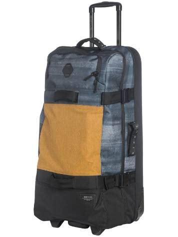 Rip Curl 116 Flyer Black For travel bags trolleys shop for blue tomato