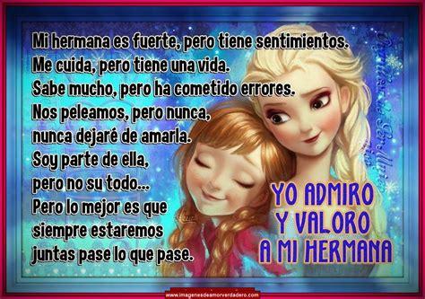 imagenes de amor y amistad para mi hermana imagenes de amor para una hermana para facebook y m 225 s