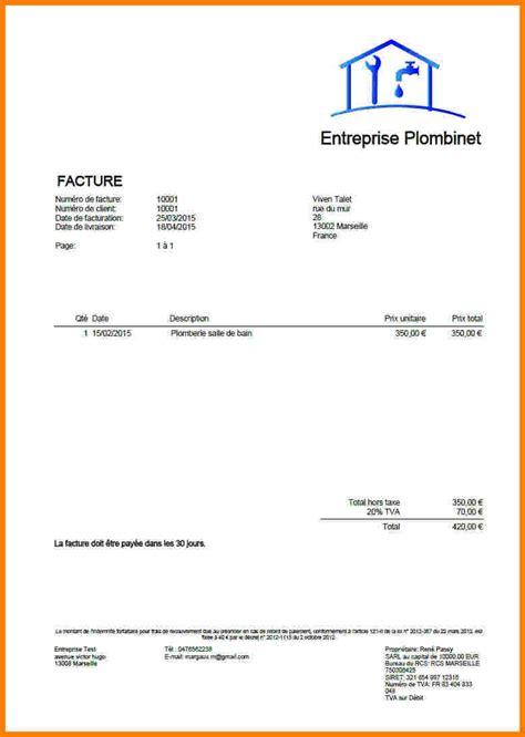 Exemple De Lettre Demande De Facture 14 Exemple De Facture Lettre Officielle
