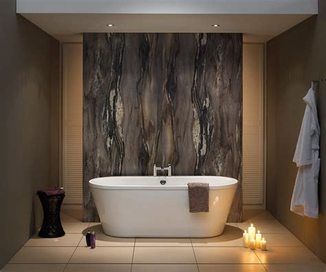 bathroom pictures for wall bushboard relaunchs its nuance range of bathroom surfaces