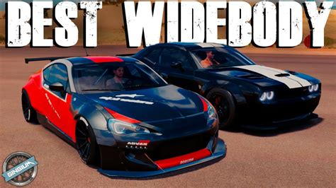 widebody cars forza horizon 3 best widebody car in forza forza horizon 3 challenge