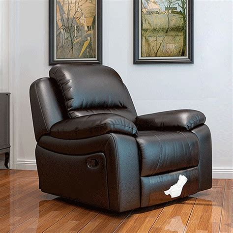 Fauteuil Pivotant Inclinable by Fauteuil Ber 231 Ant Pivotant Inclinable En Simili Cuir