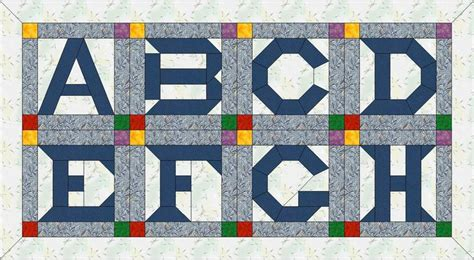 quilt pattern alphabet free stained glass alphabet letters free paper pieced