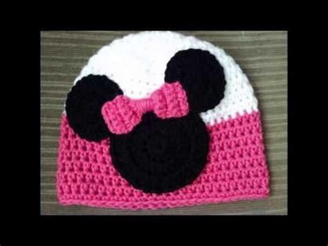gorros tejidos en crochet para bebes de animalitos 2016 11 gorros tejidos a crochet de personajes gorros tejidos